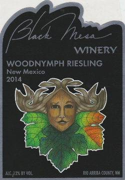 Riesling '14 (Woodnymph)