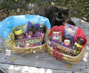 Thumbnail photo for Gift Baskets category