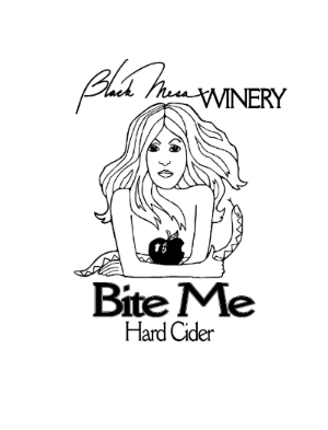 Bite Me Hard Cider - Dry 750ml Photo
