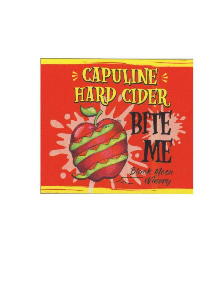 Capuline Hard Cider Photo