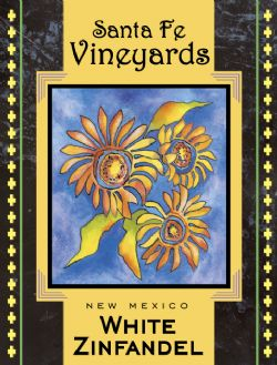 White Zinfandel - Santa Fe Vineyards Photo