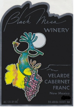 Photo of Velarde Cabernet Franc '12