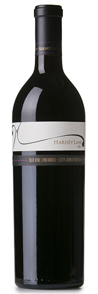 2015 OLD VINE ZINFANDEL, Lizzy James Vineyard