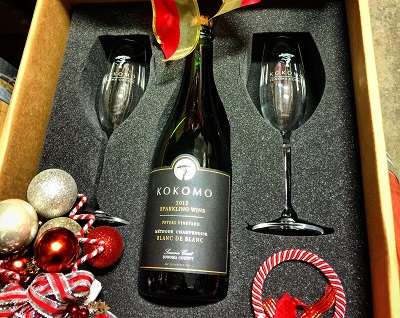 Wine Gift Box Kokomo Wines
