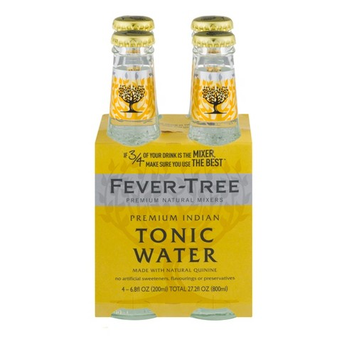 Fever Tree Tonic 4pk Photo