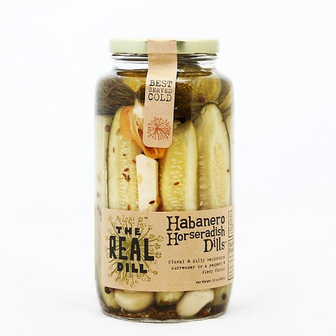 The Real Dill Pickles