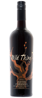 2014 Wild Thing Zin Photo