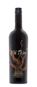 2015 Wild Thing Old Vine Zinfandel Photo