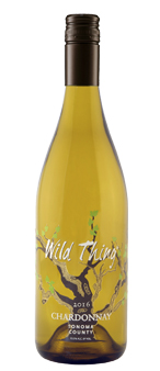 2016 Wild Thing Chardonnay  Photo