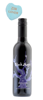 2017 Black Magic Late Harvest Zinfandel Photo
