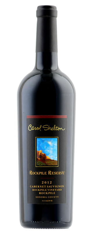 Rockpile Reserve Cab Sauv 2014 Photo