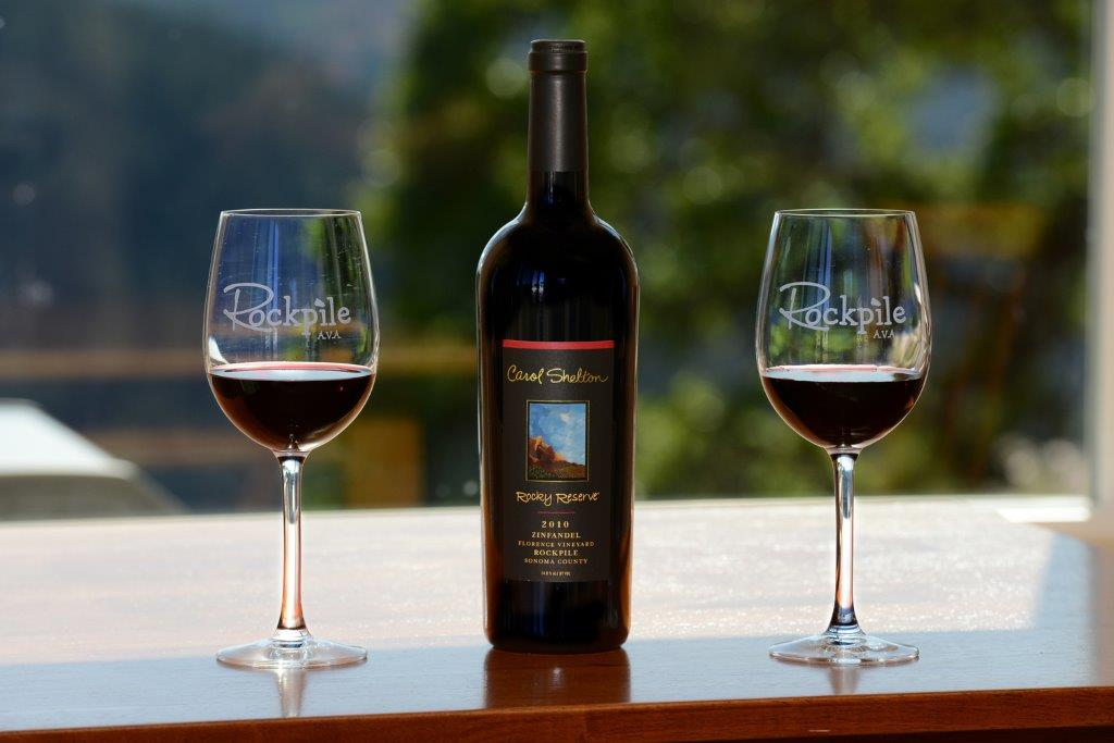 Rocky Reserve Zin 2017 Photo