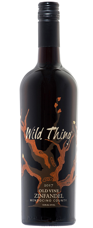 Half Bottle - Wild Thing Zinfandel 2017, 375ml Photo
