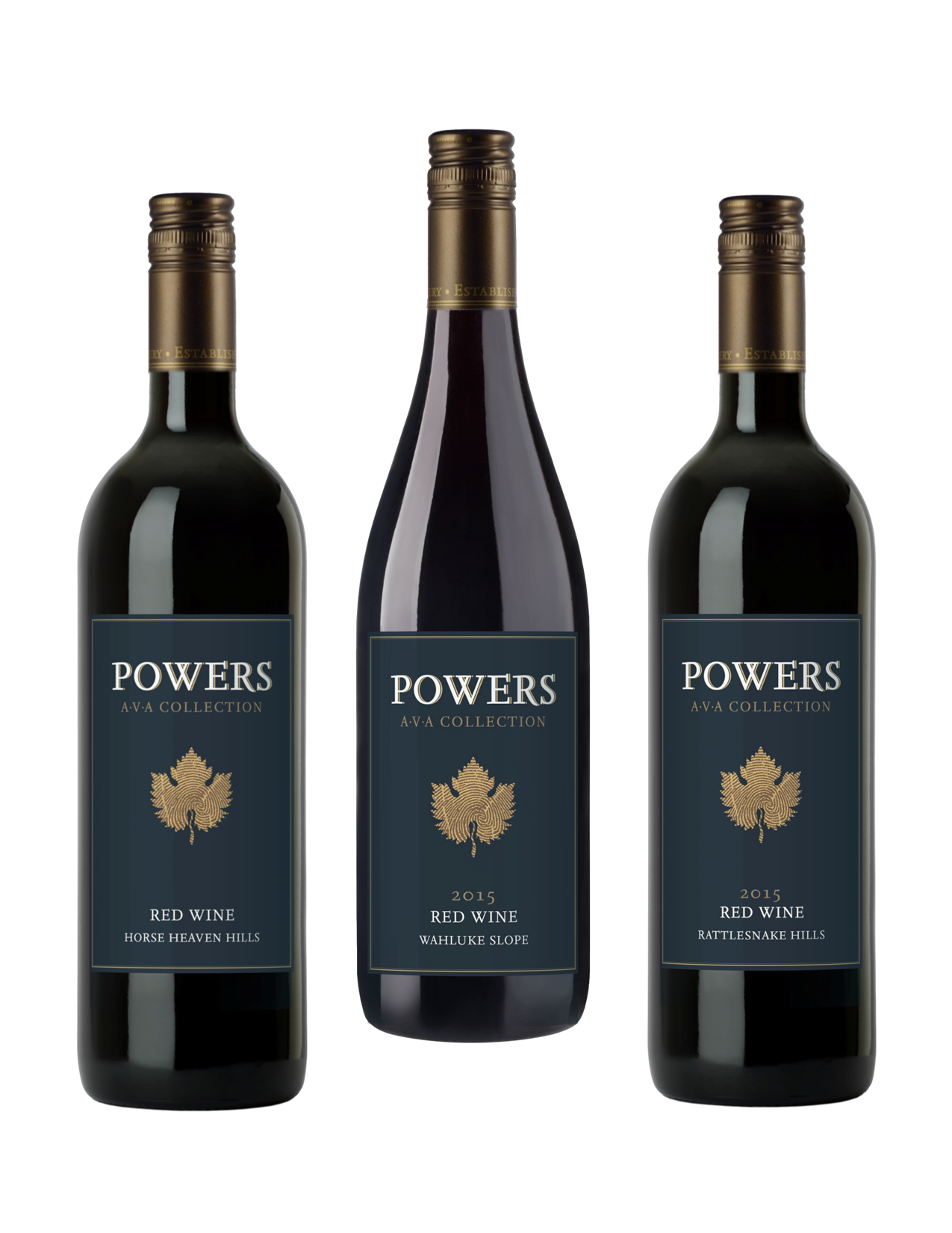 Powers A.V.A Collection 3-Pack