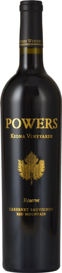 2014 Powers Reserve Kiona Vineyard Cabernet Sauvignon