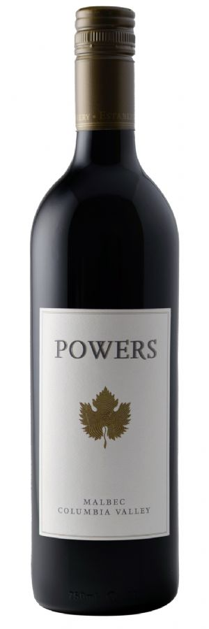 2016 Powers Malbec, Columbia Valley
