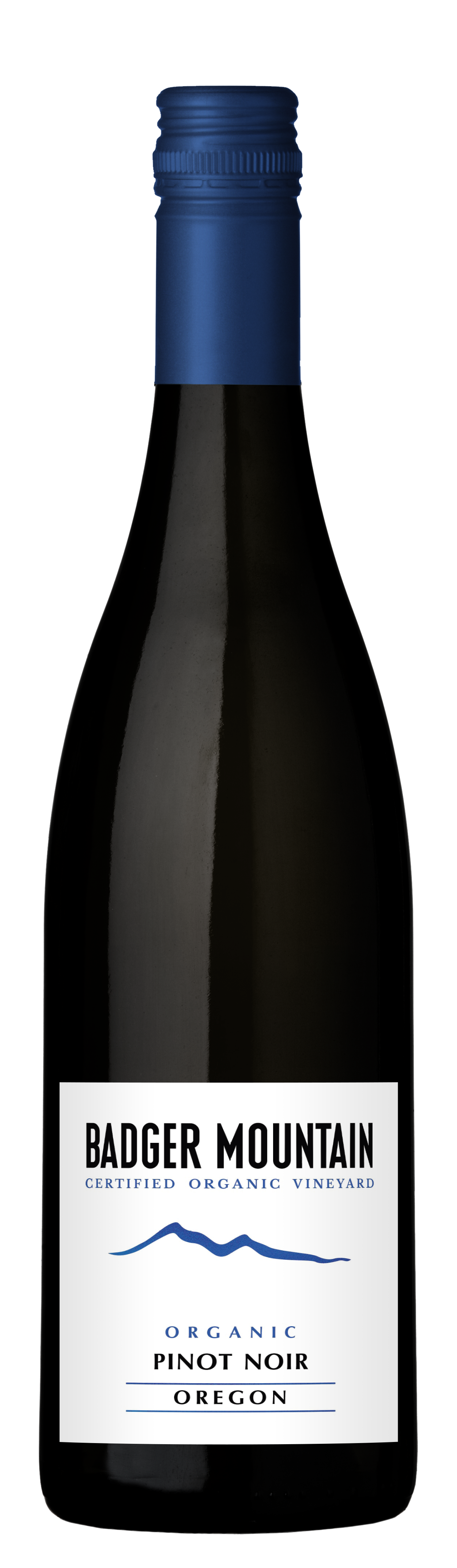 New Release: 2020 Badger Mountain Organic Pinot Noir