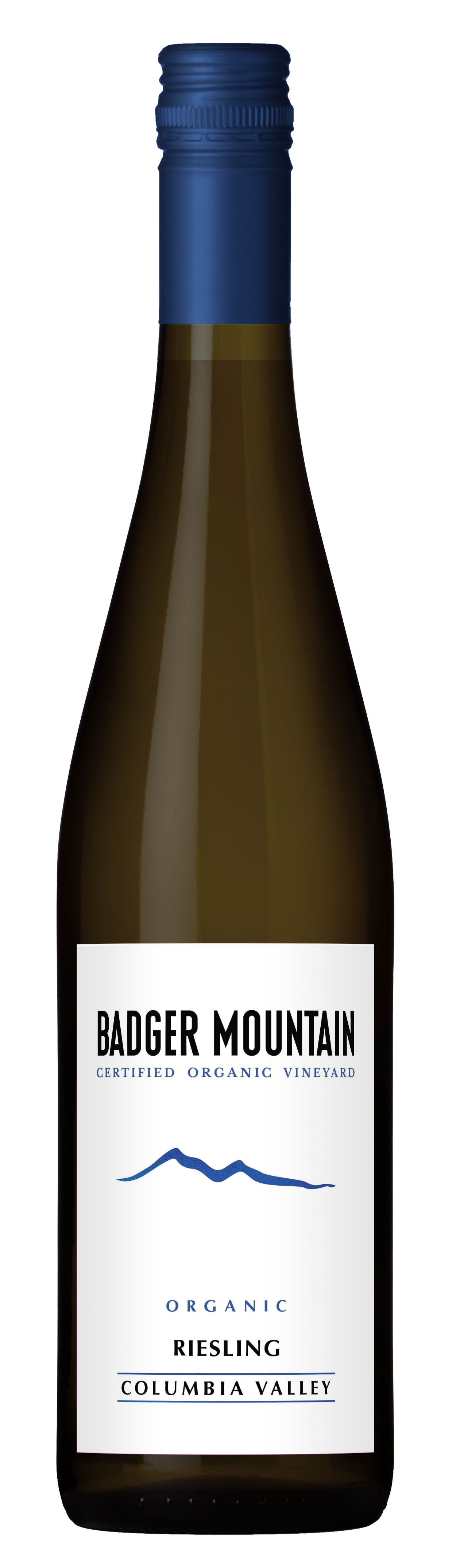 2017 Badger Mountain Riesling, USDA Organic, No Sulfites Added