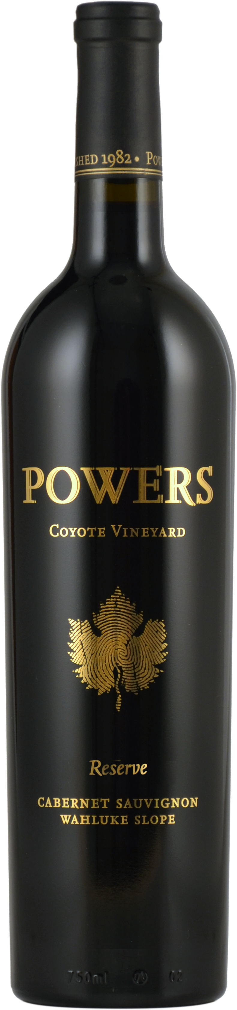 2015 Reserve Coyote Cabernet Sauvignon (Available for Limited Time)
