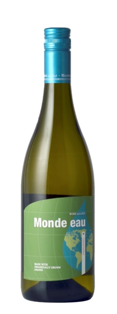 2017 Monde eau Chardonnay Photo