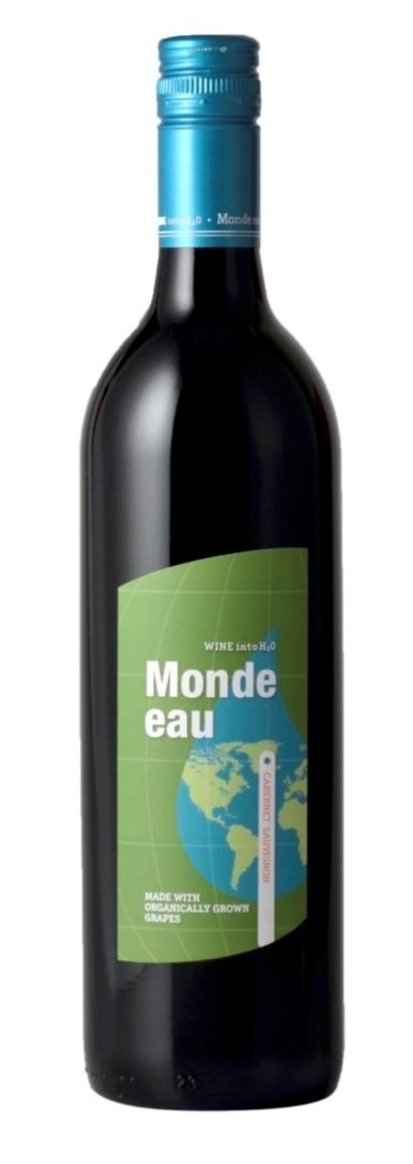 2014 Monde eau Cabernet Sauvignon Photo