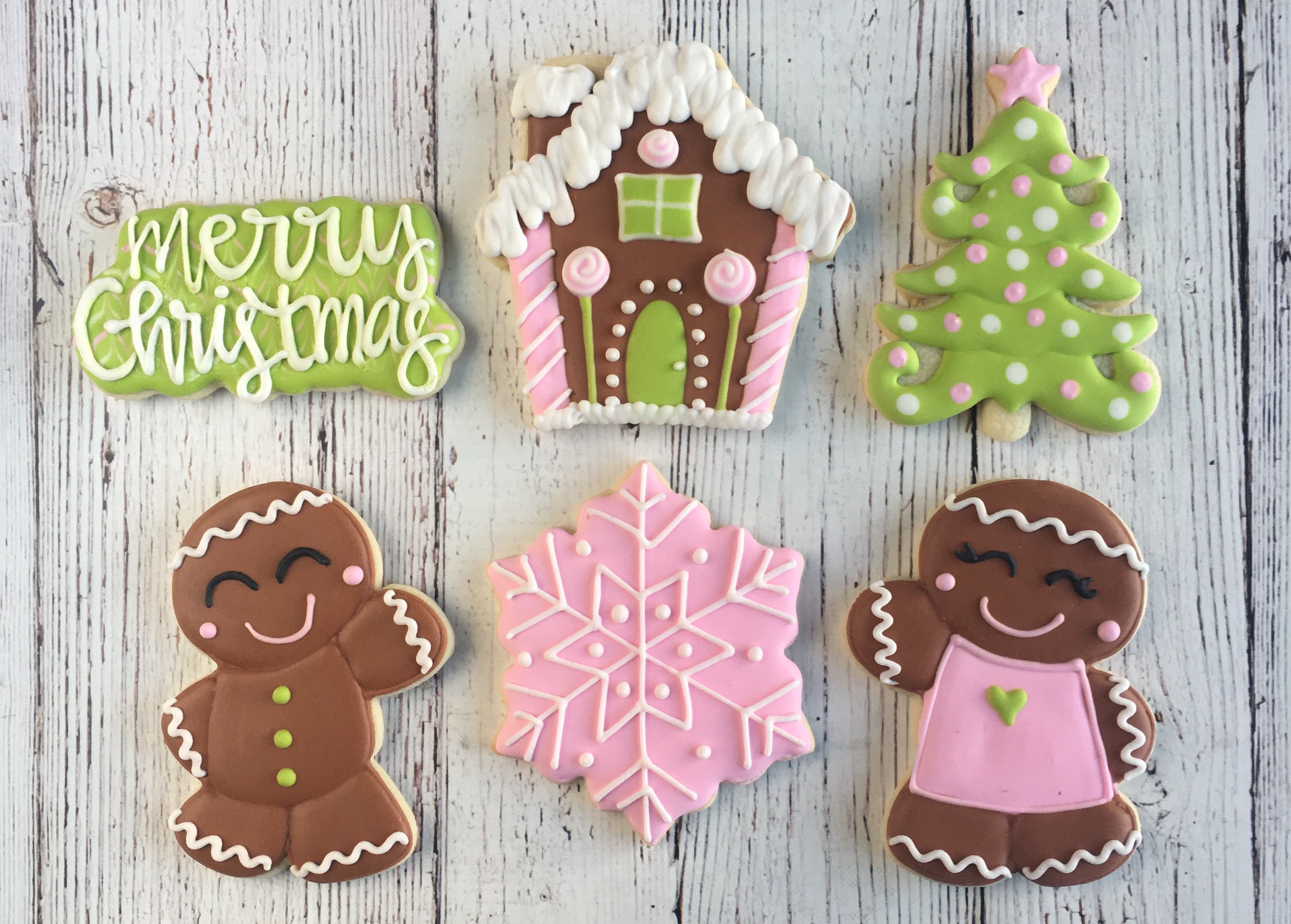 Dec. 18: Holiday Cookie Decorating Class with Marla's Cookies