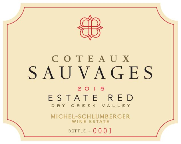 Coteaux Sauvages 2015 Dry Creek Valley
