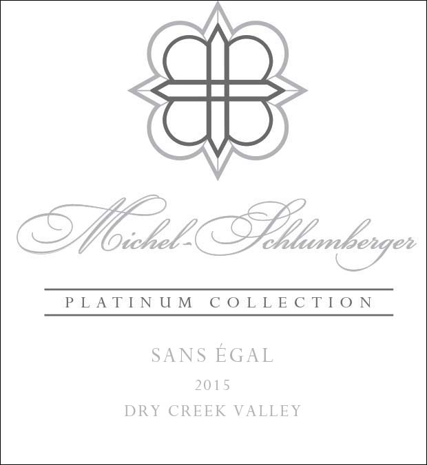 Sans Egal Red Wine 2015 Platinum Collection