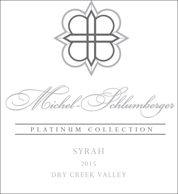 Syrah 2015 Platinum Collection