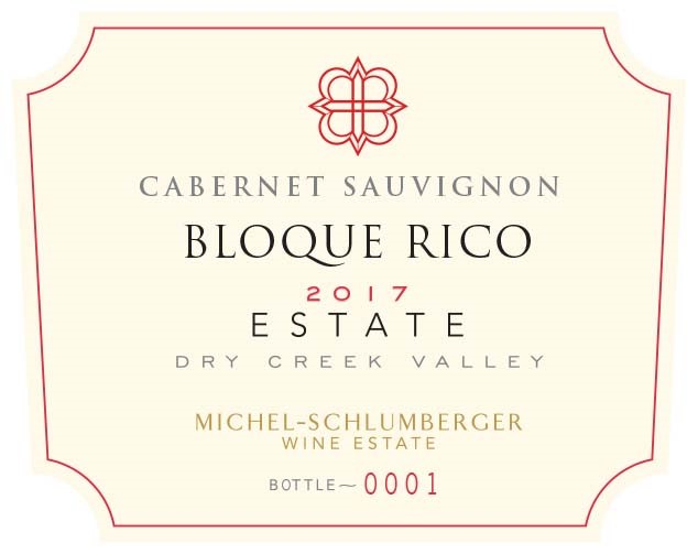 Cabernet Sauvignon 2017 Bloque Rico Photo