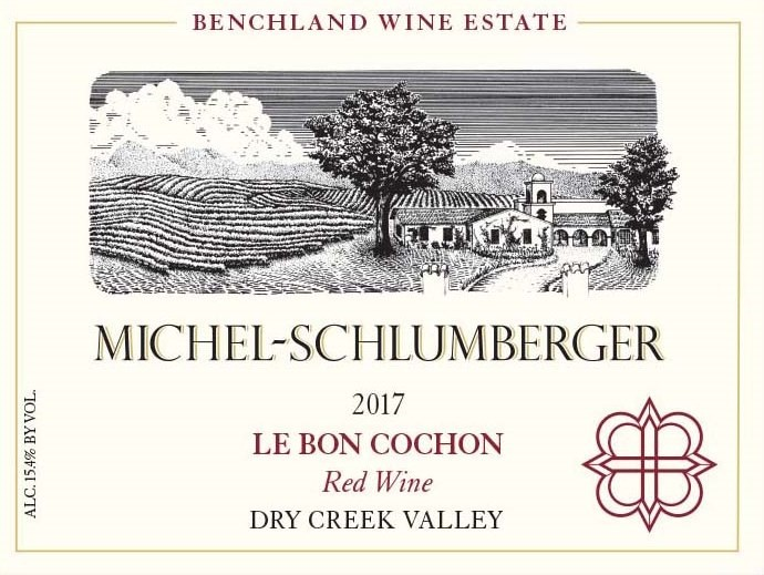 Le Bon Cochon 2017 Dry Creek Valley