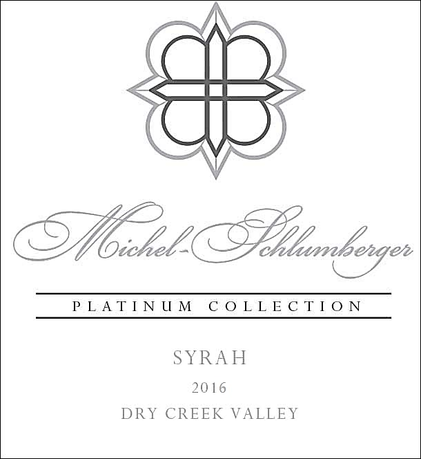 Syrah 2016 Platinum Collection