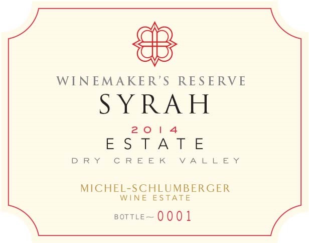 Syrah 2014 Estate Winemaker's Reserve 1.5L Photo