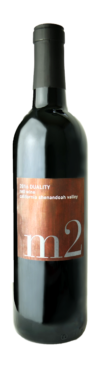 2017 Duality Red Wine Blend - Amador  [Coming November 2020!]