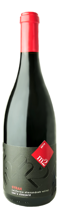 2016 Syrah, Lani's Vineyard - Shenandoah Valley