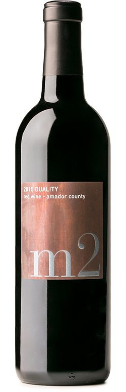 2016 Duality Red Wine - Amador
