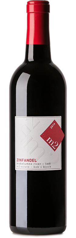 2016 Zinfandel m2 Estate Wine