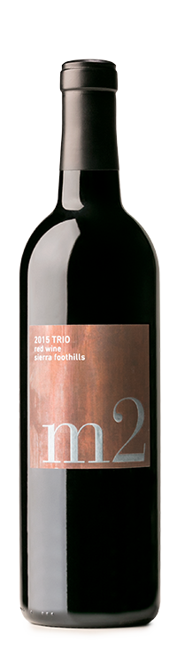 2015 Trio - Red Wine Blend - Sierra Foothills