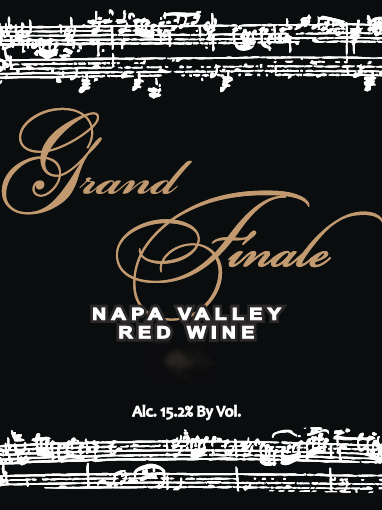 2013 Grand Finale Napa Valley Red Blend