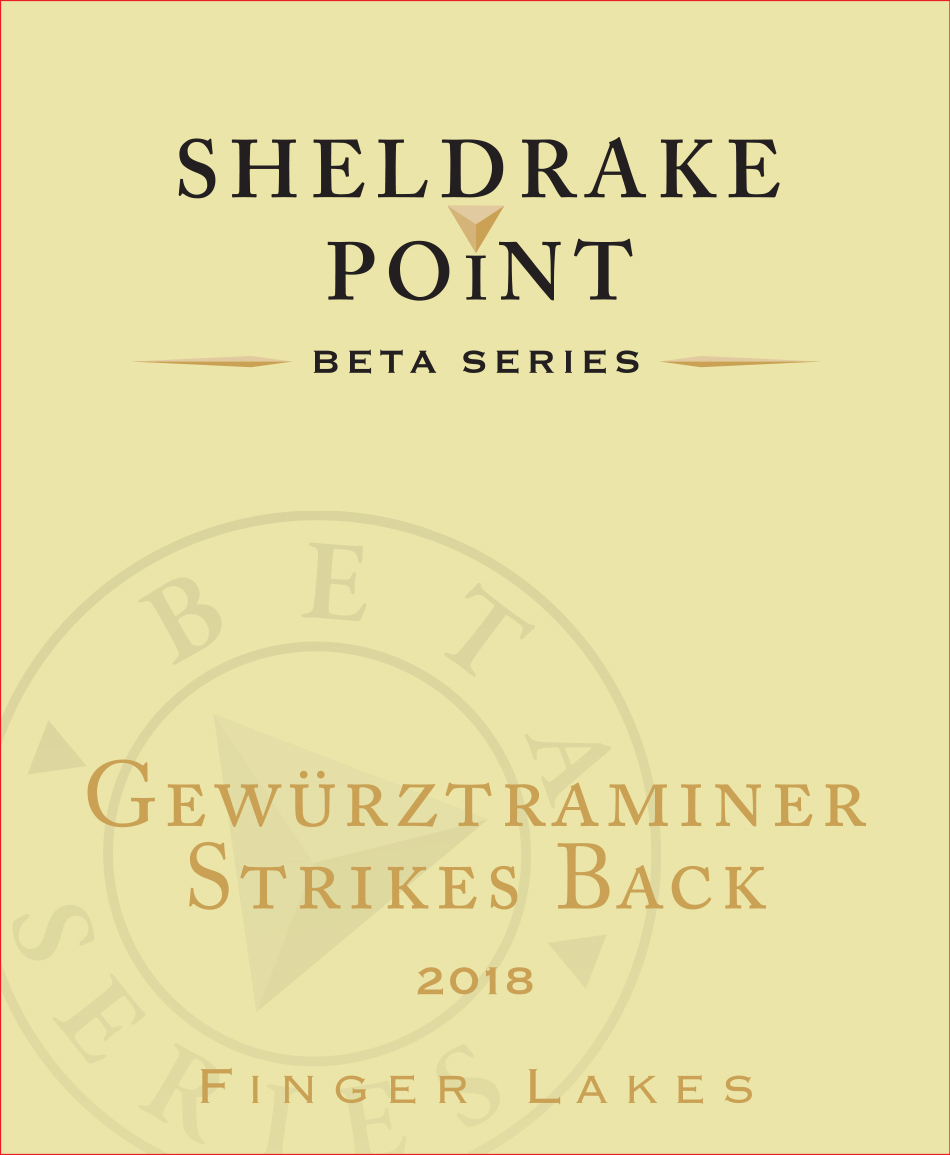 2018 Beta Series Gewürztraminer Strikes Back Photo