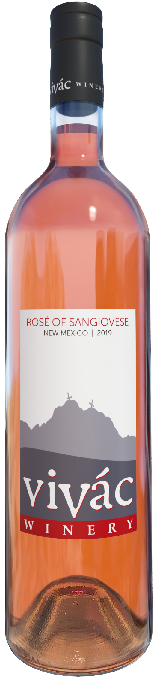 2019 Rose of Sangiovese